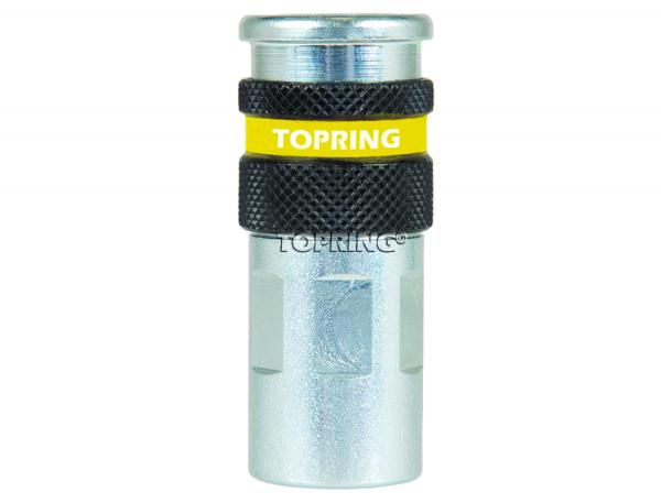 Coupler quiksilver 2 (aro 210) 1/4 (f) npt (automatic) 10/cse