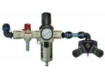 F/r unit + manifold 20 mm topquik (2) 31.889 pps