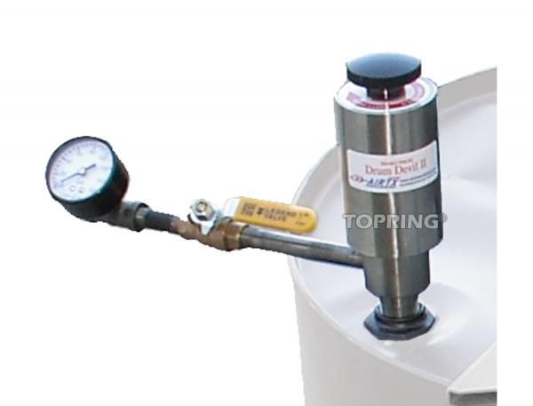 Wetvac vacuum pump unit