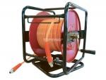 Hose reel polyreel/flexair 1/4x100'x1/4(m)npt