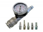 Compact pressure tester
