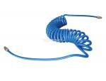 Self-storing polyurethane hose 1/4 x 15' x 1/4 (m) npt maxair