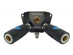 Kit topquik s1 (3/8 industrial) (2) 21.675+47.611 (automatic)