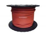 Reel rubber hose 1/4 x 500' airflex premium