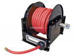 Hose reel steelpro/superflex 1/2 x 50' x 1/2 (m) npt box style
