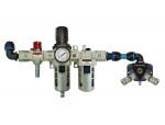 F/r+l unit + manifold 25 mm quiksilver (2) 31.884 pps