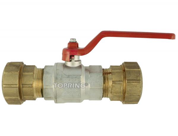 Standard ball valve 40 mm quickline
