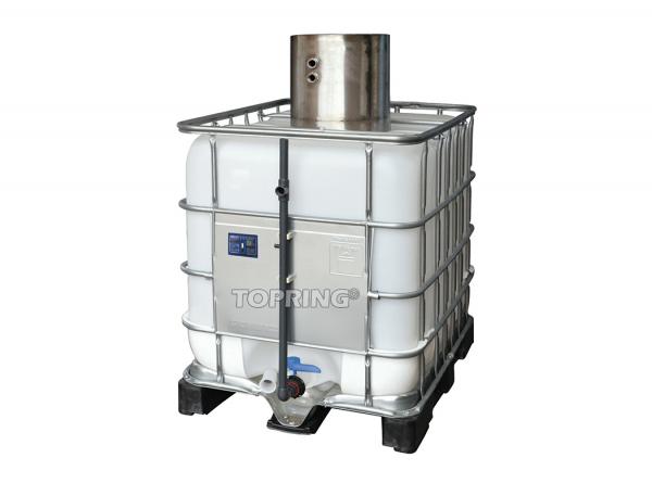 Oil/water separator 7000 scfm hiflo