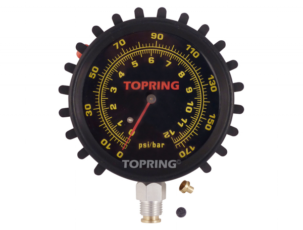 Gauge 0-170 psi and protector for 63.692