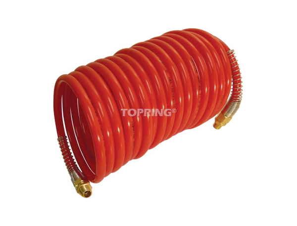 Self-storing nylon hose 1/4 x 25' x 1/4 (m) npt maxpro