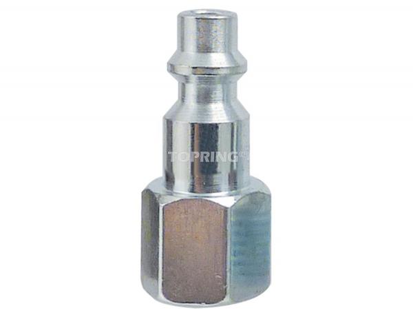 Plug (1/4 industrial) 1/4 (f) npt 500/cse