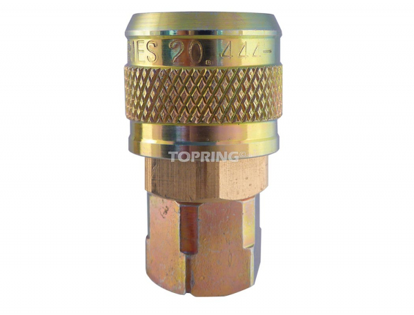 Coupler automax (1/4 industrial) 1/4 (f) npt (automatic)