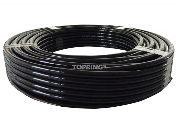Tube en nylon 5/16(8 mm) x 100'(30m) noir