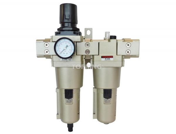"Airflo 500 filter/regulator+lubricator 1"" semi-auto mb"