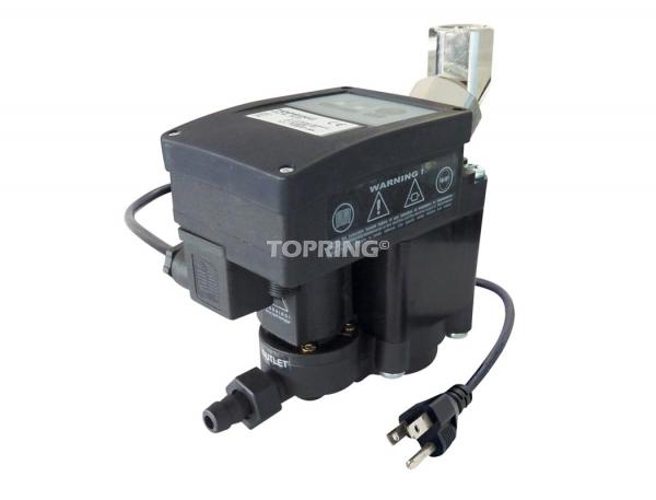 Zero air loss automatic drain 320 scfm 1/2 (f) npt electric cord logidrain