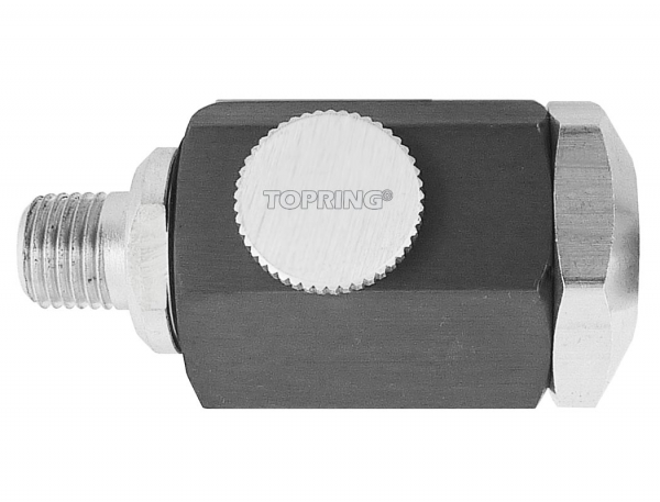 In-line lubricator 1/4 20 scfm airpro