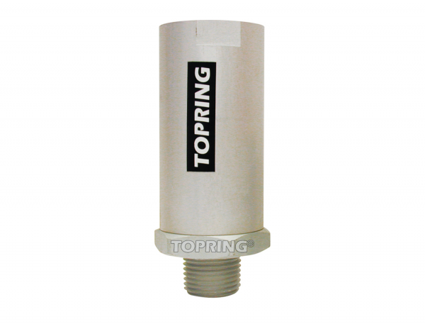 In-line filter high pressure 1/4 (f) x 1/4 (m) npt airpro