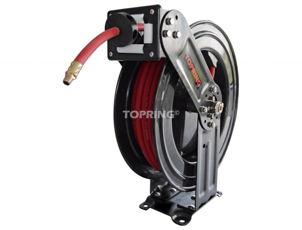 Hose reel topreel hd/superflex 1/2 x 50' x 3/8 (m) npt xlrg