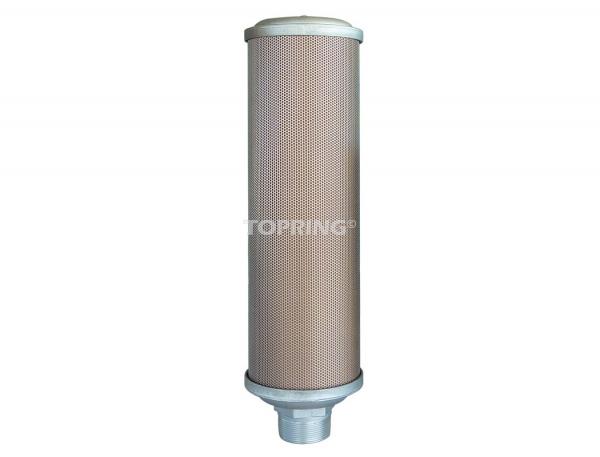 Relief valve muffler 2 (m) npt