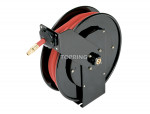 Hose reel steelpro/superflex 3/8 x 25' x 1/4 (m) npt std