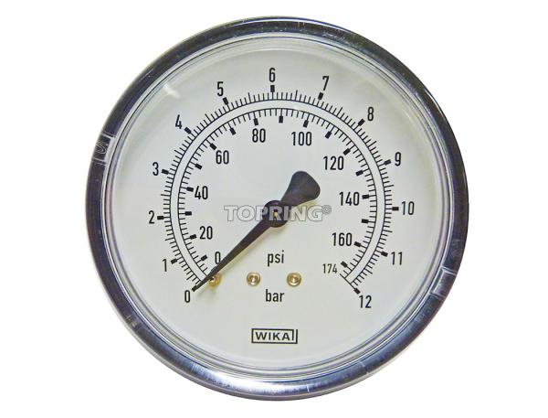 Gauge 0-145 psi for 63.645