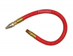 "Air saver nozzle + 12"" positionable hose"