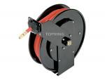 Hose reel steelpro/airflex 1/4 x 35' x 1/4 (m) npt std