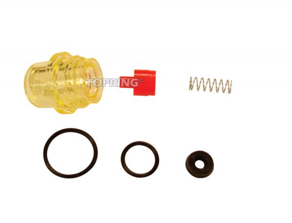 Indicateur de pression différentiel filtre coalescent modulair medium-maxi