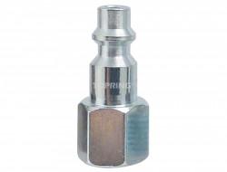 Plug (1/4 IND) 1/4(F)NPT