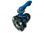 Female ball valve 2 (f) npt x 63 mm pps