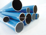 Aluminium pipe 50 mm x 6 m quickline 6/pk