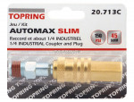 Kit automax slim (1/4 industrial) 20.443+20.248 (automatic)