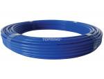 Tubing polyurethane 5/32 (4 mm) x 100' (30m) blue