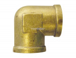 90° union elbow 1/8 (f) npt