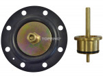 "Diaphragm + piston for 600 regulator 2"" airflo"