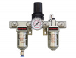 Airflo 200 filter + regulator + lubricator 1/4 semi-auto