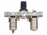 Airflo 400 filter + regulator + lubricator 3/8 auto