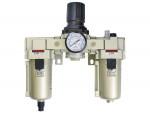 Airflo 450 filter + regulator + lubricator 3/4 semi-auto mb