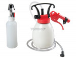 Brake bleeder with replenishment system 1.2l  airpro