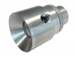 Air flow amplifier 1/4 (f) npt 180 scfm