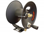 Hose reel ezreel for 3/8 x 100' or 1/2 x 60' or 1/4 x 200'
