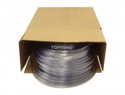 Tubing PVC 1/4 x 3/8 x 100' Clear