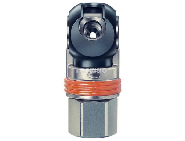 Coupler topquik sc safety (1/4 industrial) 1/4 (f) npt (automatic)