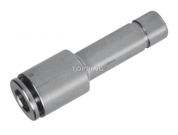 Stem reducer 3/8 x 5/16 stainless steel topfit