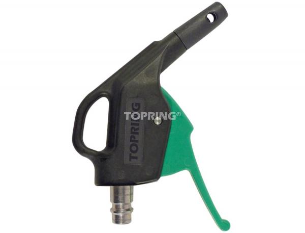 Topquik blow gun ultraflo w/safety tip poly.