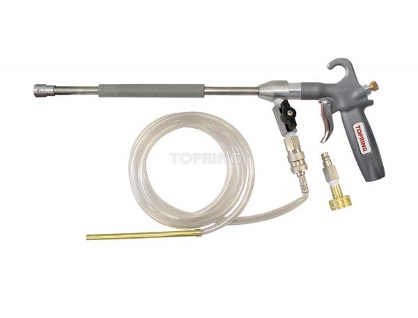 Water pressure washer gun siphon 1.8m flexible hose topjet