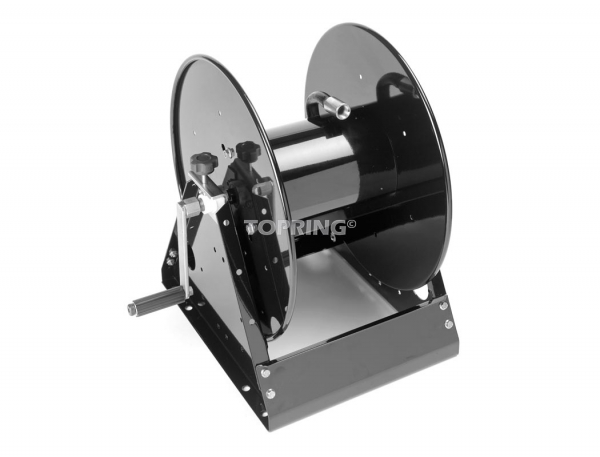 Hose reel steelpro manual 3/8 x 100' or 1/2 x 75' capacity