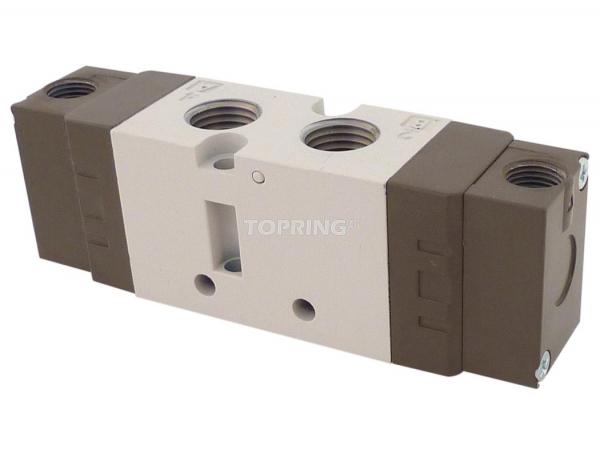 Maxima valves à commande pneumatique double - 5 voies / 2 positions