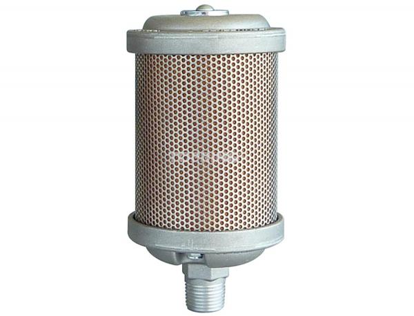Relief valve muffler 1/2 (m) npt