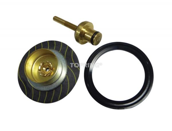 Relieving diaphragm & valve regulatoregulator, filter/regulator maxi modulair